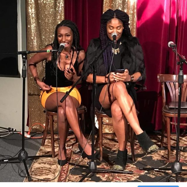 Fbf to our first live show with nbttheshow laigs
